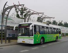 Конденсаторный автобус глотает электричество наостановках