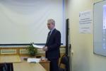 Конференцию открывает Ю.В. Трофименко