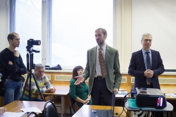 Дискуссия, выступает С.В. Шелмаков