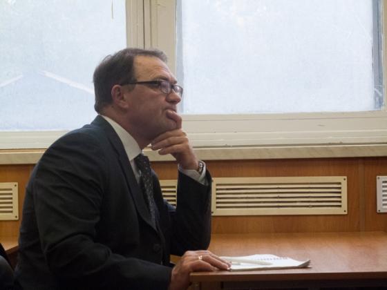 Ю.И. Элькин, профессор кафедры техносферной безопасности МАДИ