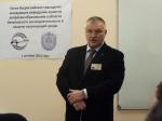 Выступает С.Б. Иванов, зам. директора ИПК МАДИ