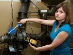 Измерение напряжённости магнитного поля эл.тока 50 Гц