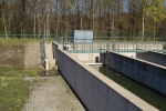 Поступление воды в пруд-накопитель