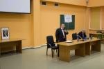 Пленарное заседание открывает М.Г. Шатров