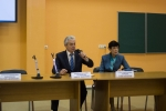 Заседание ведёт Ю.В. Трофименко